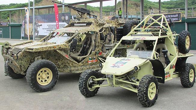 Арсеналы военной техники Росгвардии уже пополнили трёхместные армейские «Чаборзы».