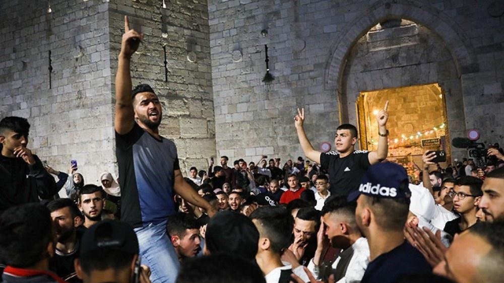 Погром в Иерусалиме