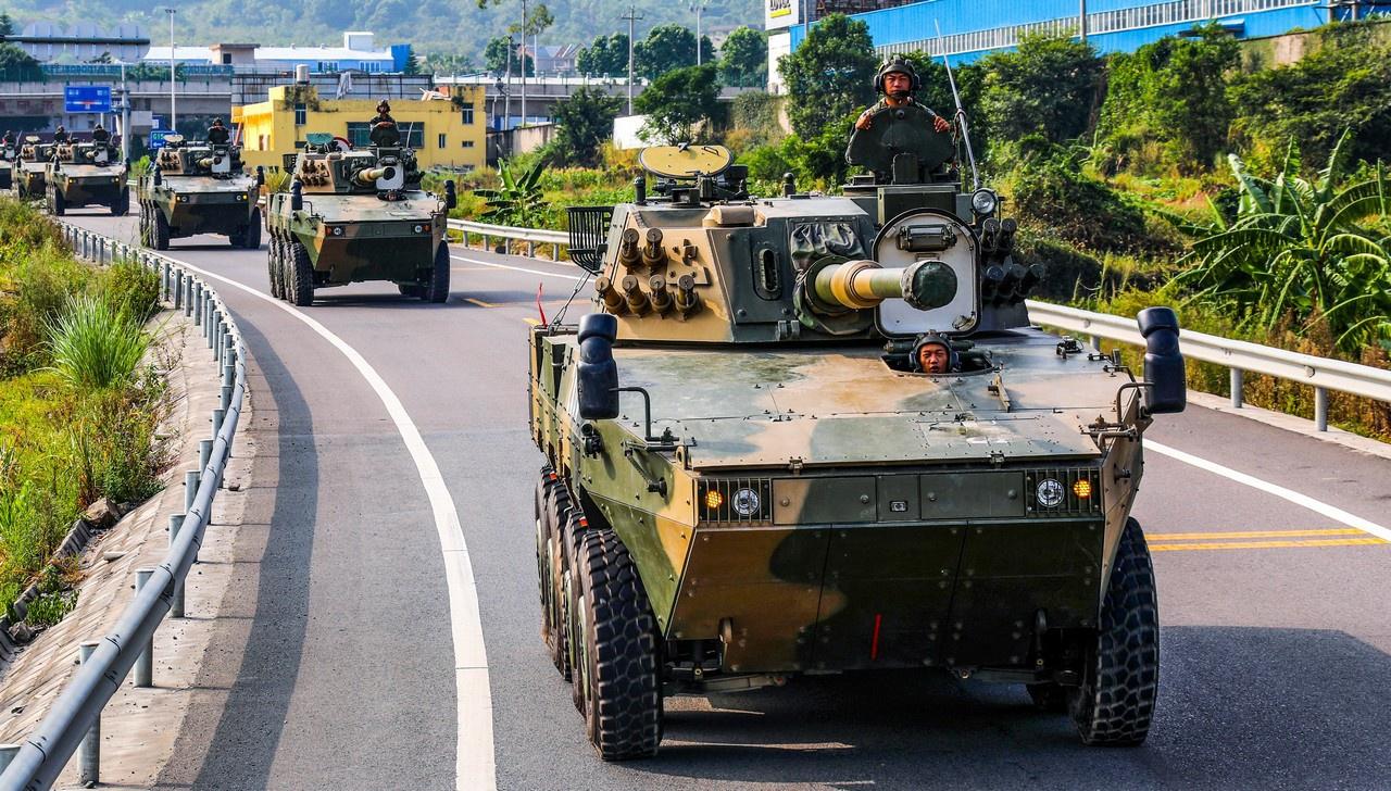 Оборонные расходы Пекина выросли на 1,9% - до 252 миллиардов долларов.