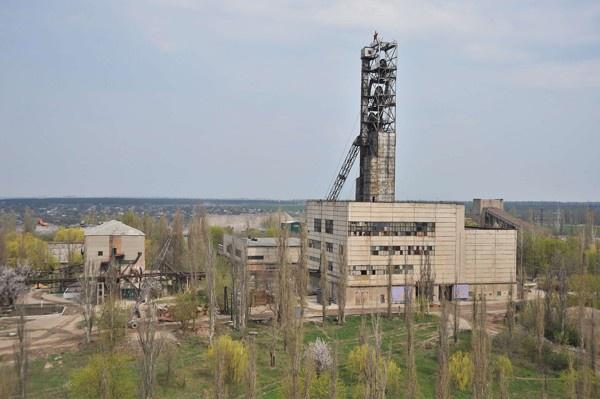 Шахта «Ингульская» - предприятие по добыче урановой и ториевой руд в с. Неопалимовка Кировоградской области Украины. Наибольшая из её урановых шахт.