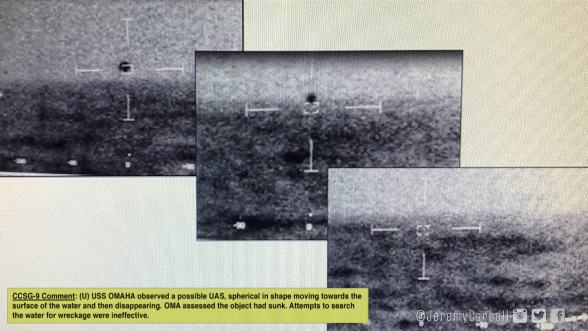 Джереми Корбелл утверждает, что в общей сложности у него имеется девять такого рода изображений.