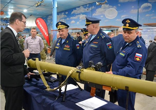Технологии и экспонаты, отобранные специальной комиссией по результатам «Дня инноваций ВДВ», представят на стендах Воздушно-десантных войск на Международном военно-техническом форуме «Армия-2021».