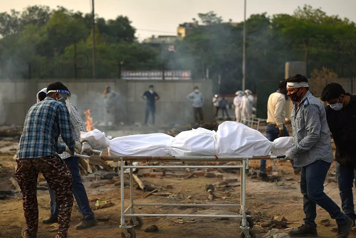 В чём причина вспышки коронавируса в Индии - это очень тонкий вопрос.