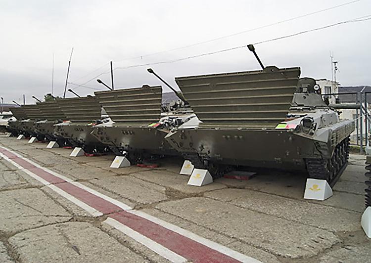 В ходе сезонного перевода техники будет обслужено свыше 600 единиц ВВСТ гвардейского соединения Воздушно-десантных войск.