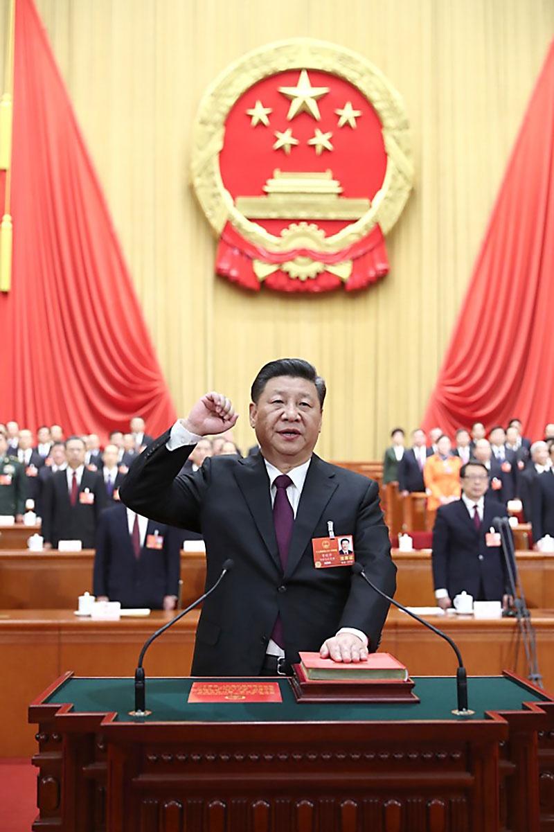 Председатель Китая Си Цзиньпин прямо призвал вооружённые силы страны готовиться к войне.