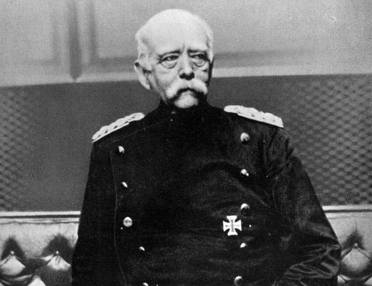 Бисмарк был единственным за всю историю Германии государственным деятелем, который проводил по отношению к России прагматичную политику.