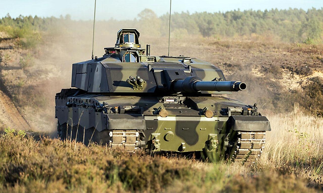 Великобритания собирается сокращать свои бронетанковые войска на 35% и модернизировать оставшиеся танки до нового стандарта Challenger 3.