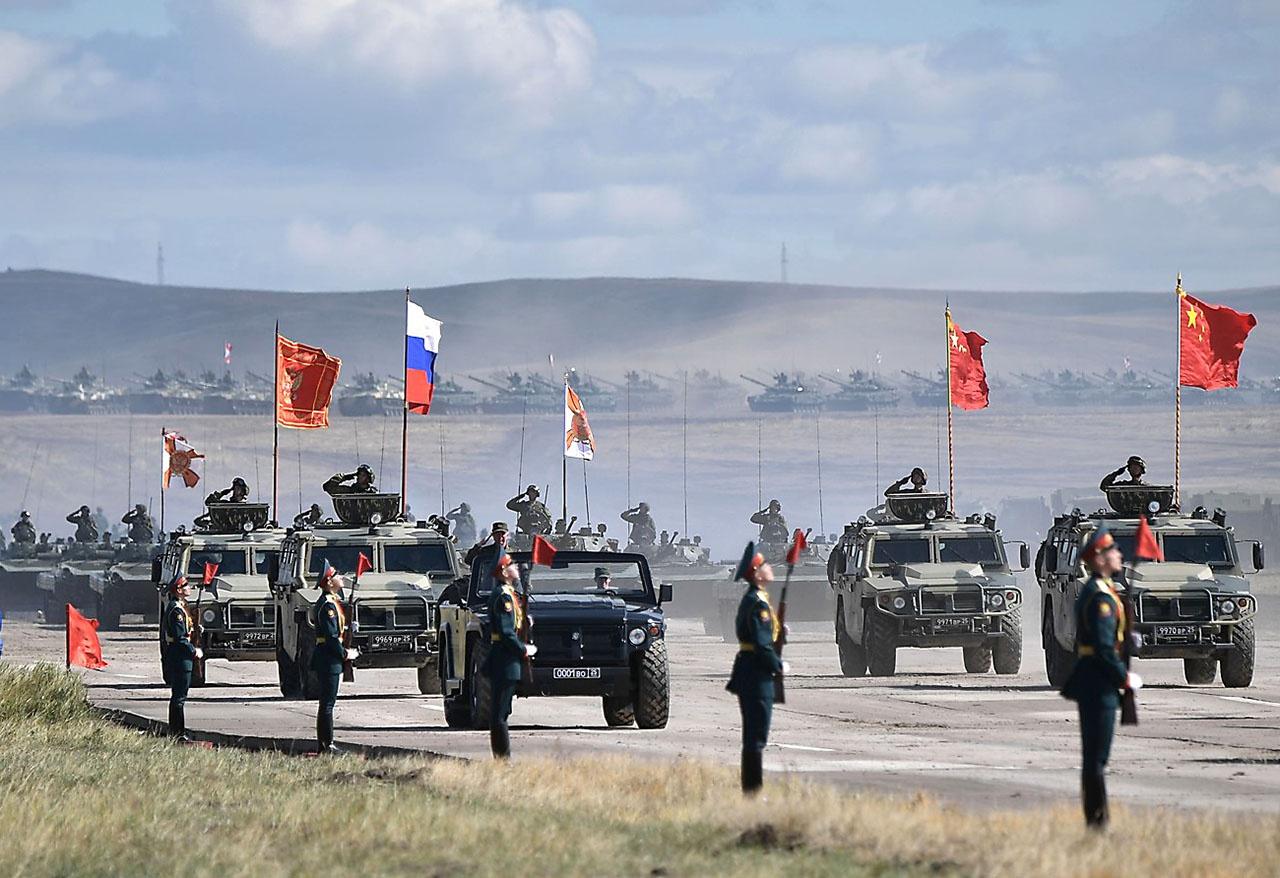 Сценарий, в котором Россия и Китай объединят свои военные потенциалы, признан экспертами «самым кошмарным».