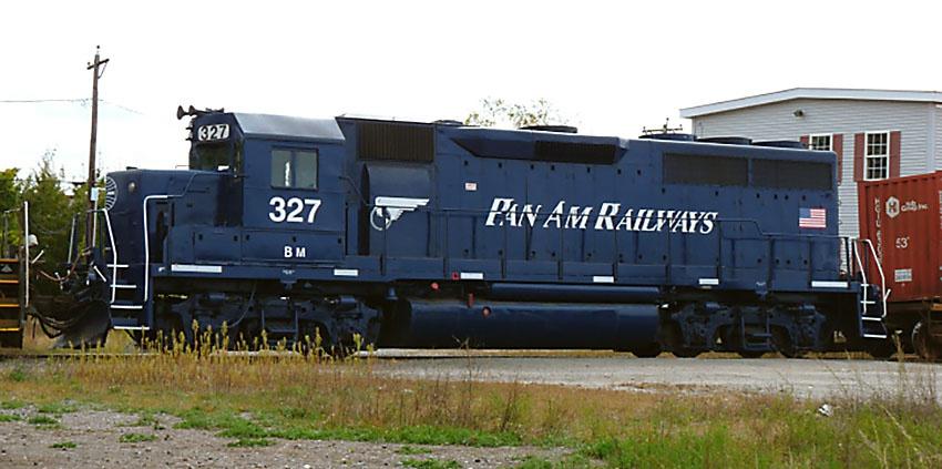 Байден и Ко обрушатся на крупнейшую региональную железную дорогу Северной Америки Pan Am Railways (взнос в избирательный фонд Трампа - 10 млн долларов).