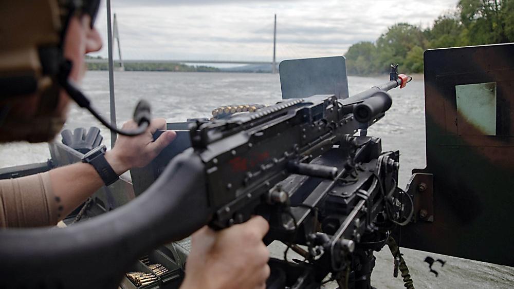 «Морские котики» нацелились на Крым