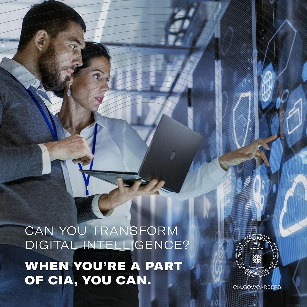 «Приглашаются сотрудники по кибероперациям с начальной зарплатой: 64.137 - 134.798 долларов (в год)».