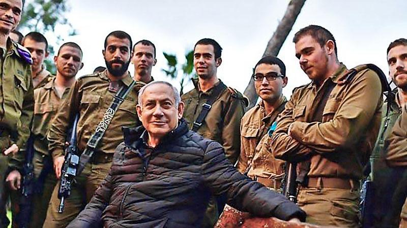 Готов Биньямин Нетаньяху ради победы на выборах собственной персоны устроить палестинцам новый холокост?