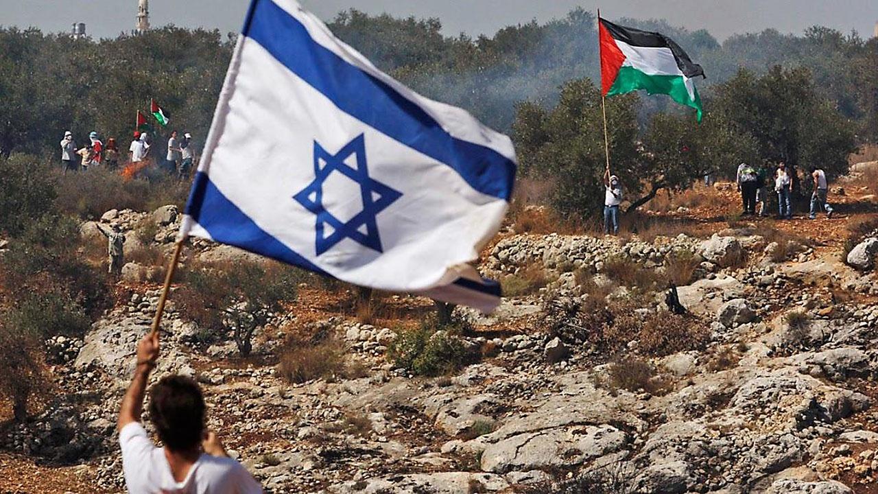 Израиль - Палестина: повоевали и не хватит?!