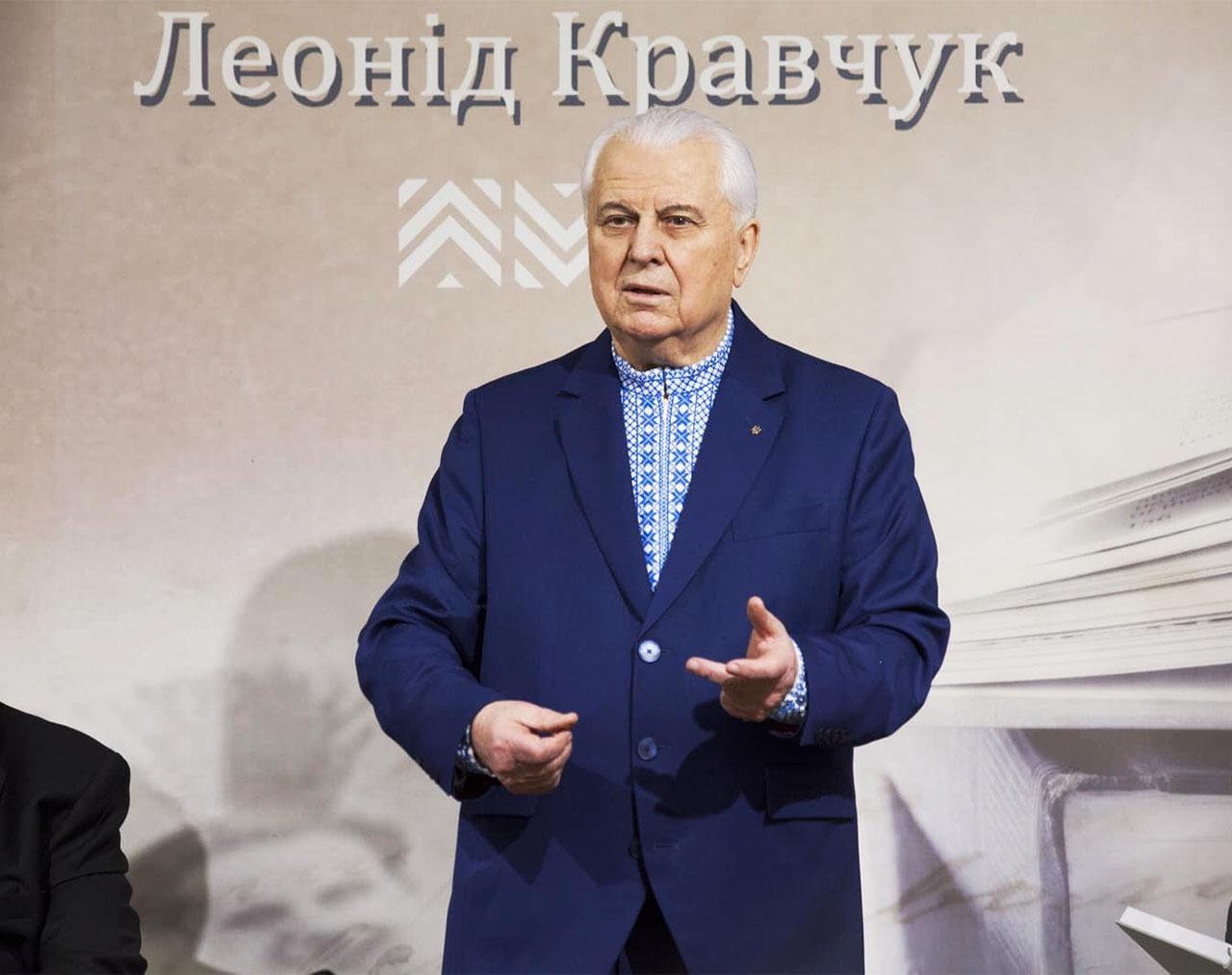 Кравчук - квинтэссенция украинства и украинского президентства.