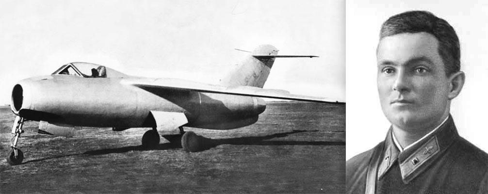 Капитан Олег Соколовский 26 декабря 1948 года первым в мире покорил сверхзвуковую скорость на истребителе Ла-176.