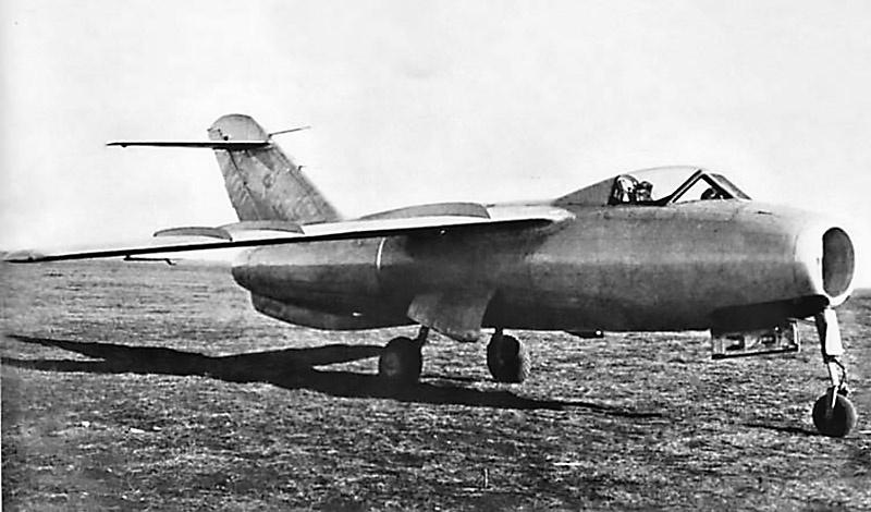 Ла-176 прожил бурную, но короткую жизнь.