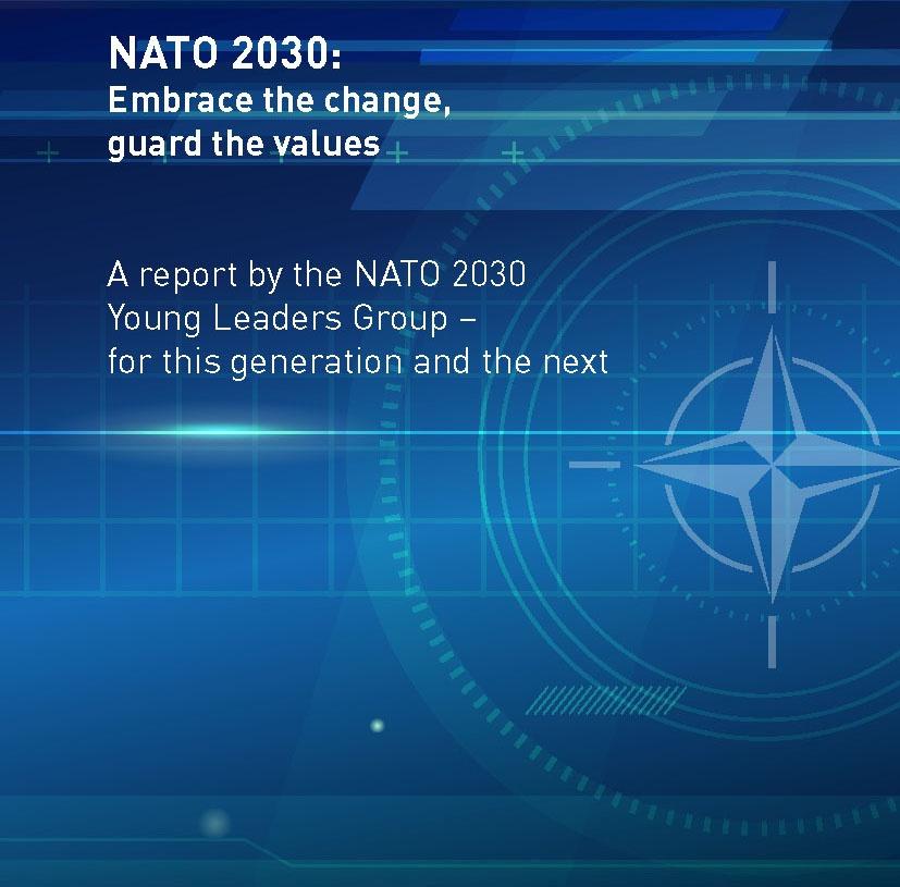 Группа экспертов подготовила доклад, в котором обозначены основные тенденции развития НАТО до 2030 года.