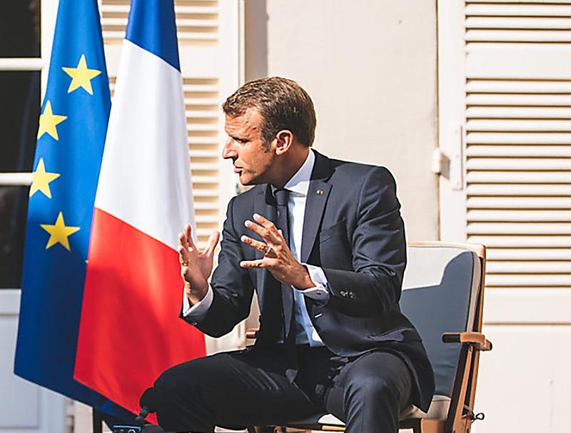 В ноябре 2019 года французский президент Эмманюэль Макрон утверждал: Евросоюз должен стать независимым от НАТО в вопросах обороны.