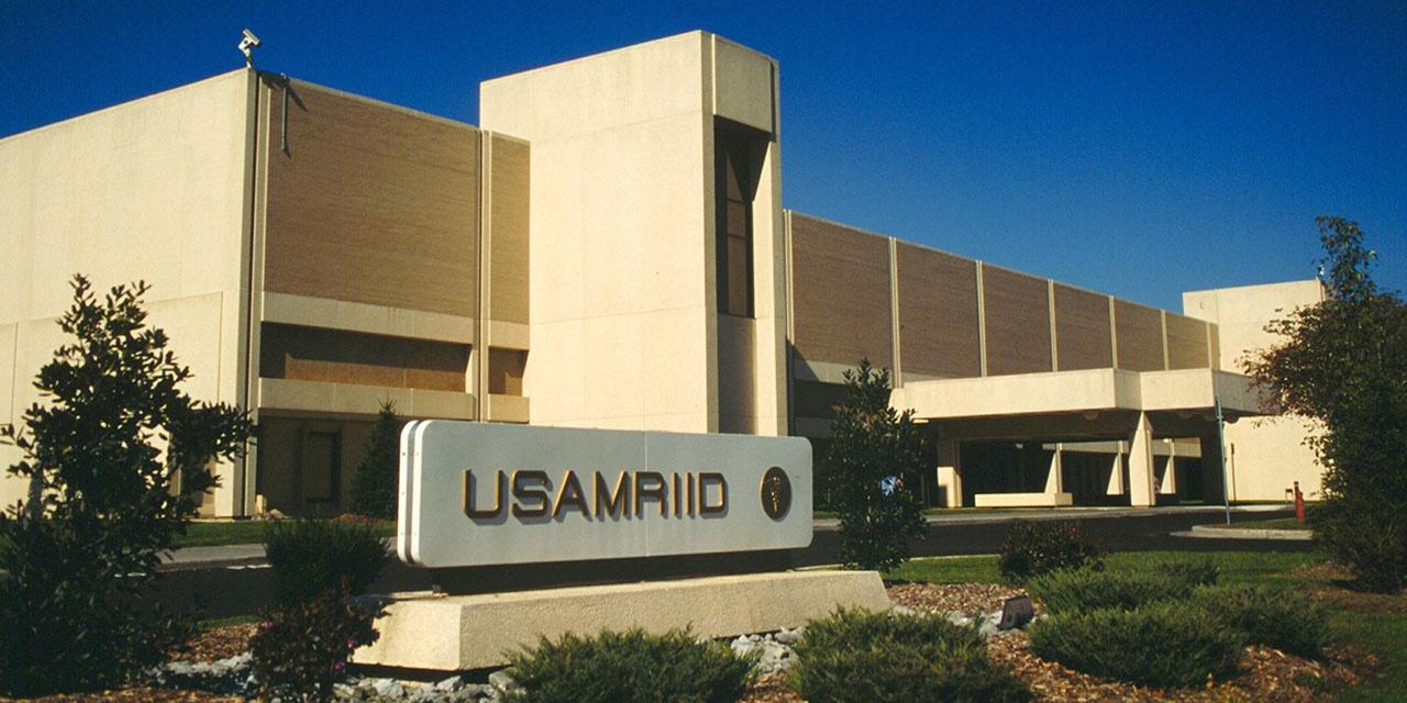 USAMRIID в Форт-Детрике является головным разработчиком американского биооружия.