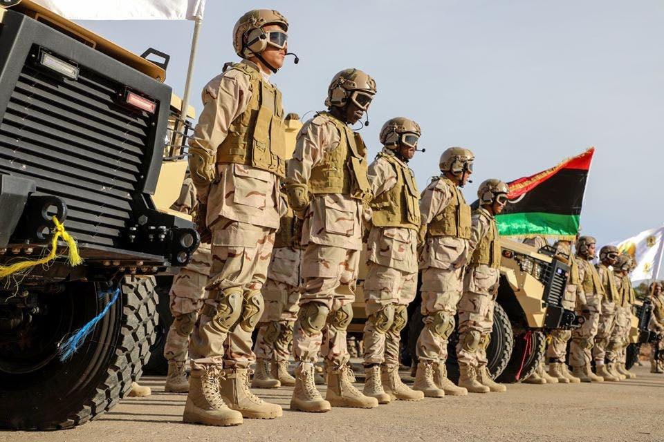 Больше всех в ЛНА вкладывают средств (включая прямые поставки оружия) Египет и ОАЭ.