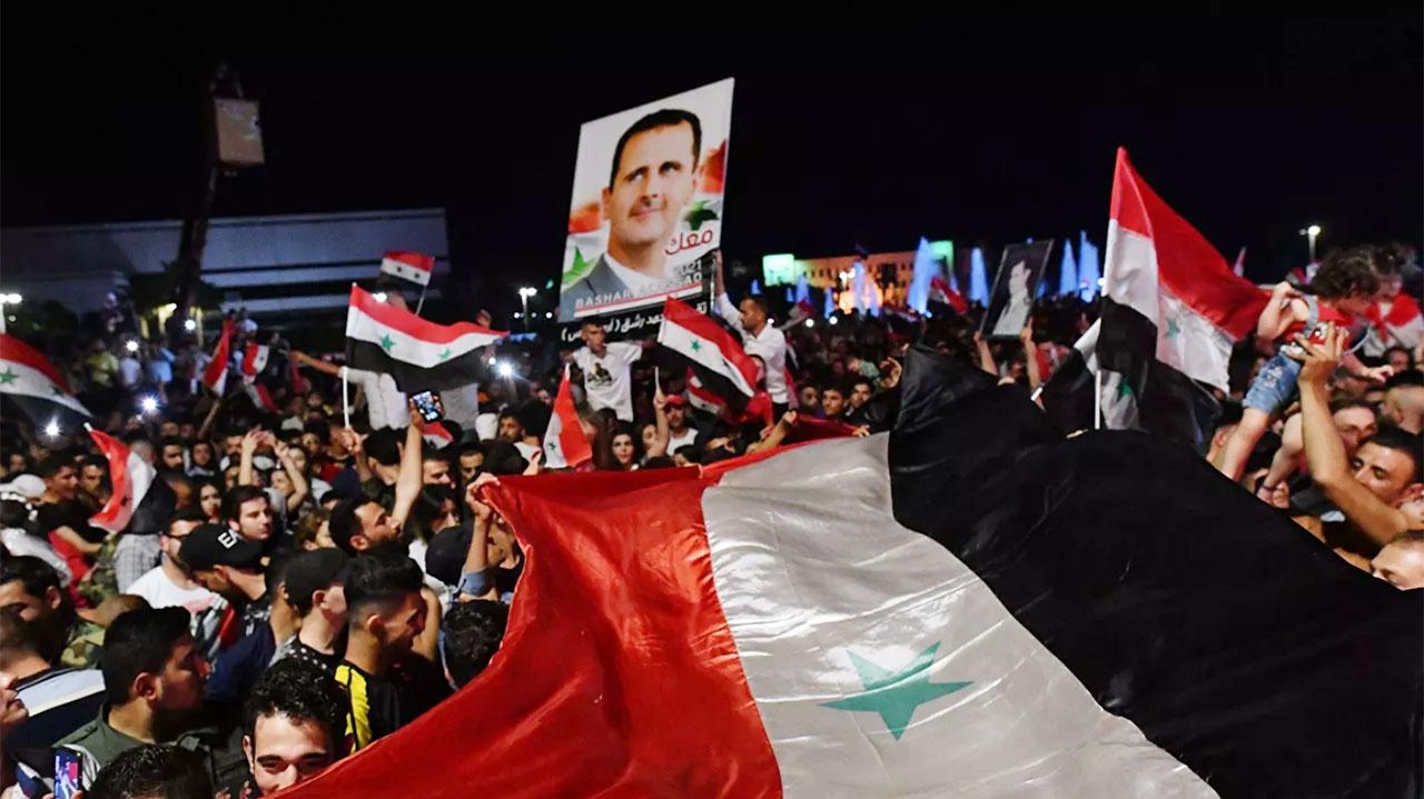 Сравнив прошлое, Дамаск свёл его с настоящим…