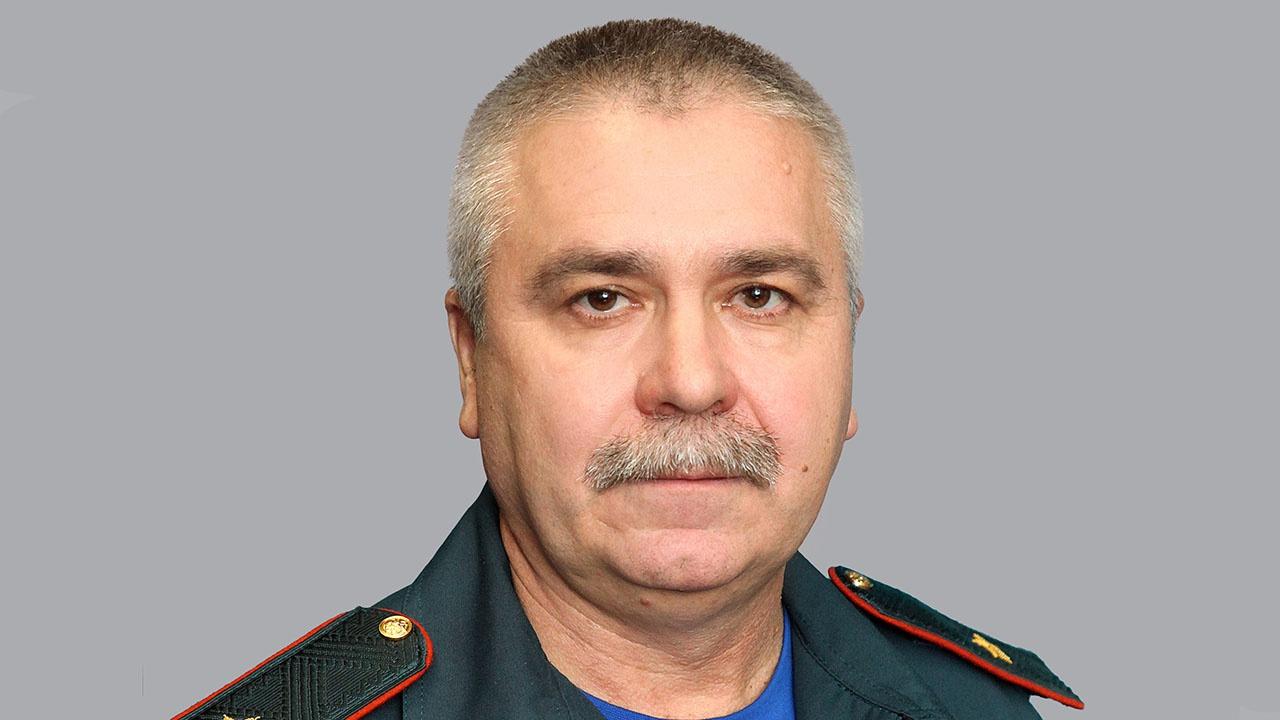 Генерал-майор внутренней службы Богдан Гавкалюк: «Научить системно мыслить будущего офицера-огнеборца - наша основная задача»