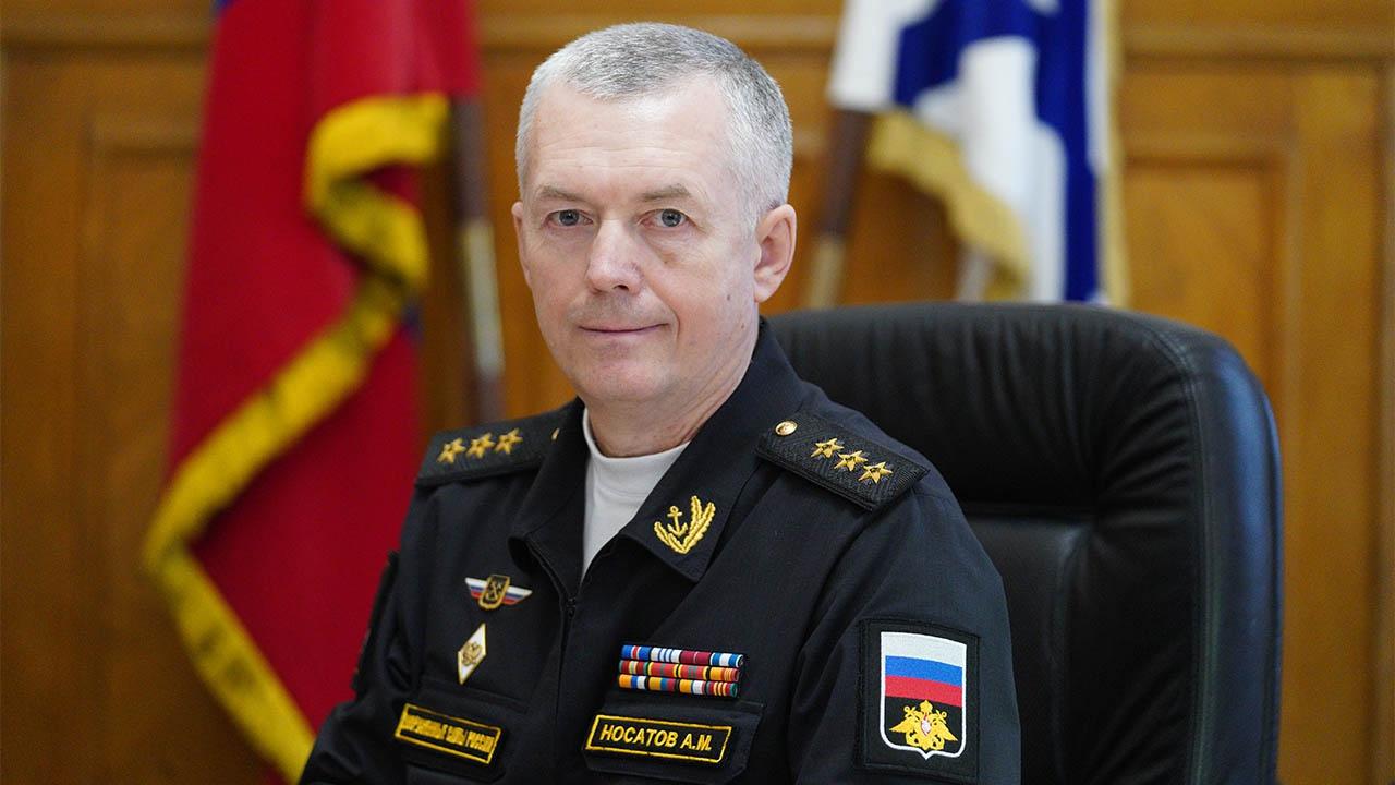 Командующий Балтийским флотом адмирал Александр Носатов: «Балтийский флот способен адекватно отреагировать на все действия вероятного противника и готов отразить даже внезапный удар»