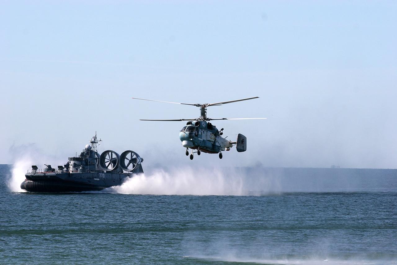 У Балтийского флота достаточно сил и средств, чтобы отслеживать любые манёвры потенциального противника.