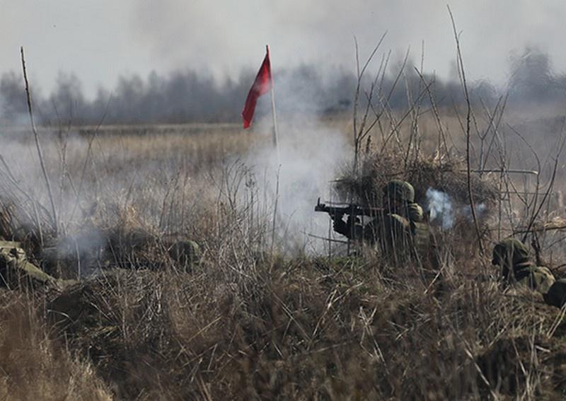 Боевые стрельбы гранатомётчиков и снайперов Балтийского флота стартовали в Калининградской области.