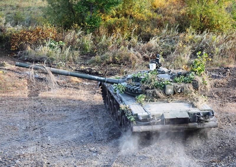 Танковые экипажи ВВО приступили к боевым стрельбам в Бурятии.