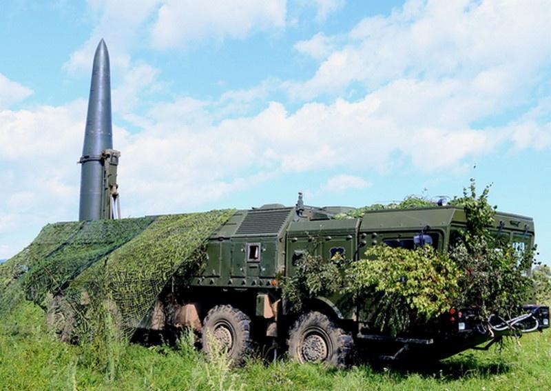 Расчёты ОТРК «Искандер-М» ВВО провели первую в стартовавшем летнем периоде обучения тренировку по управлению ракетными ударами в Забайкалье.