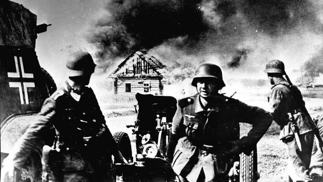Drang nach osten нацистам открыл коллективный Запад