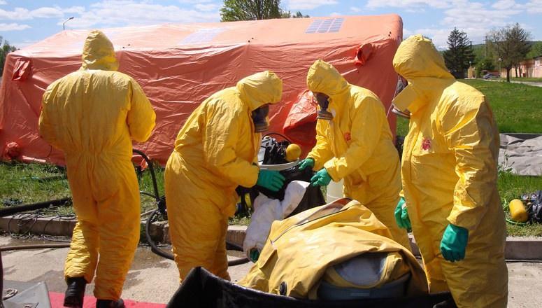 В структуре НАТО общая численность специалистов по радиационной, химической и биологической защите (РХБЗ) не превышает численность отдельной бригады.