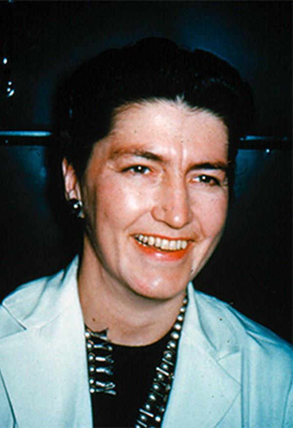 Мэри Шерман, доктор и микробиолог, была убита в Новом Орлеане 21 июля 1964 года.