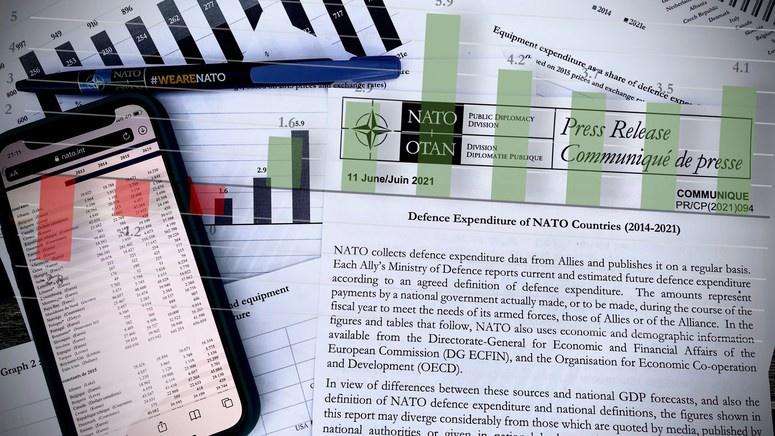 Брюссельский саммит НАТО зафиксировал рост военных расходов.