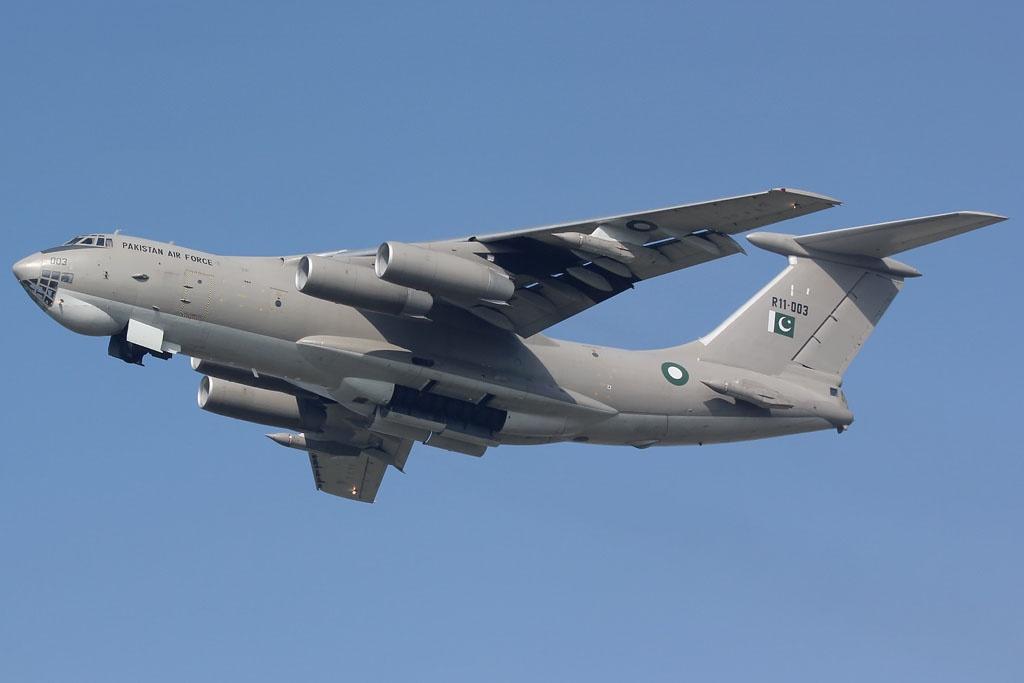 Киев подписал контракт с Пакистаном на ремонт самолёта-заправщика Ил-78 МП.