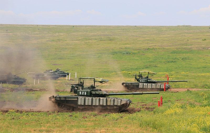 У Российской Федерации должна быть возможность использовать вооружённую силу для защиты интересов хозяйствующих субъектов.