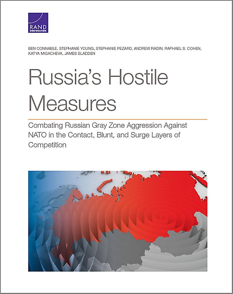 Доклад RAND Corporation - Russia's Hostile Measures.