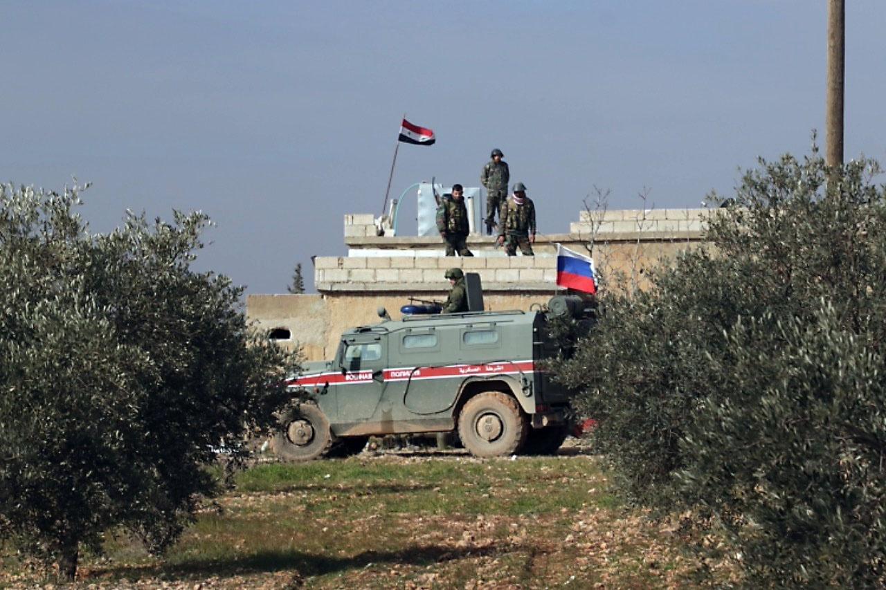 Россия присутствует в Сирии по приглашению сирийского правительства и в соответствии с резолюцией ООН.