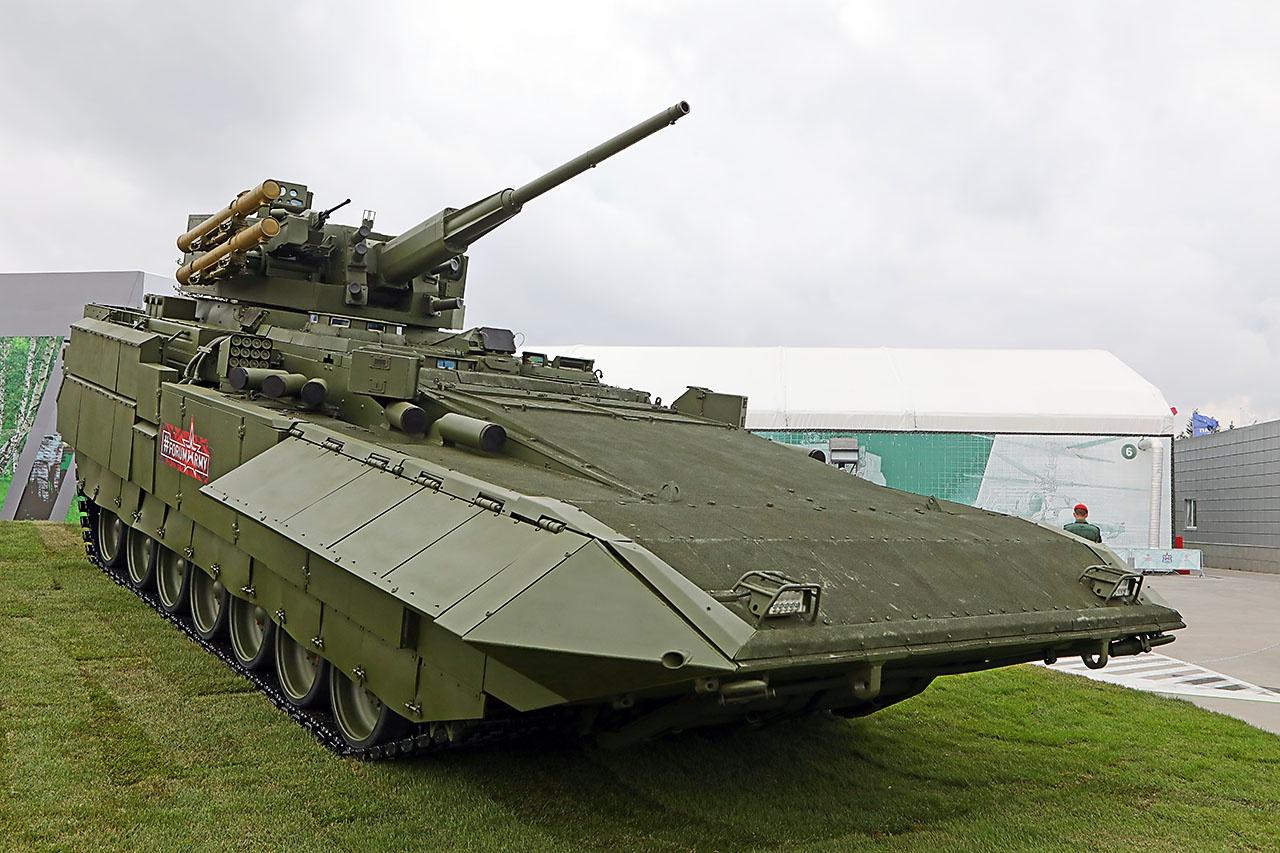 Будет чрезвычайно обидно, если БМП «Армата-15» падёт жертвой собственной дороговизны.