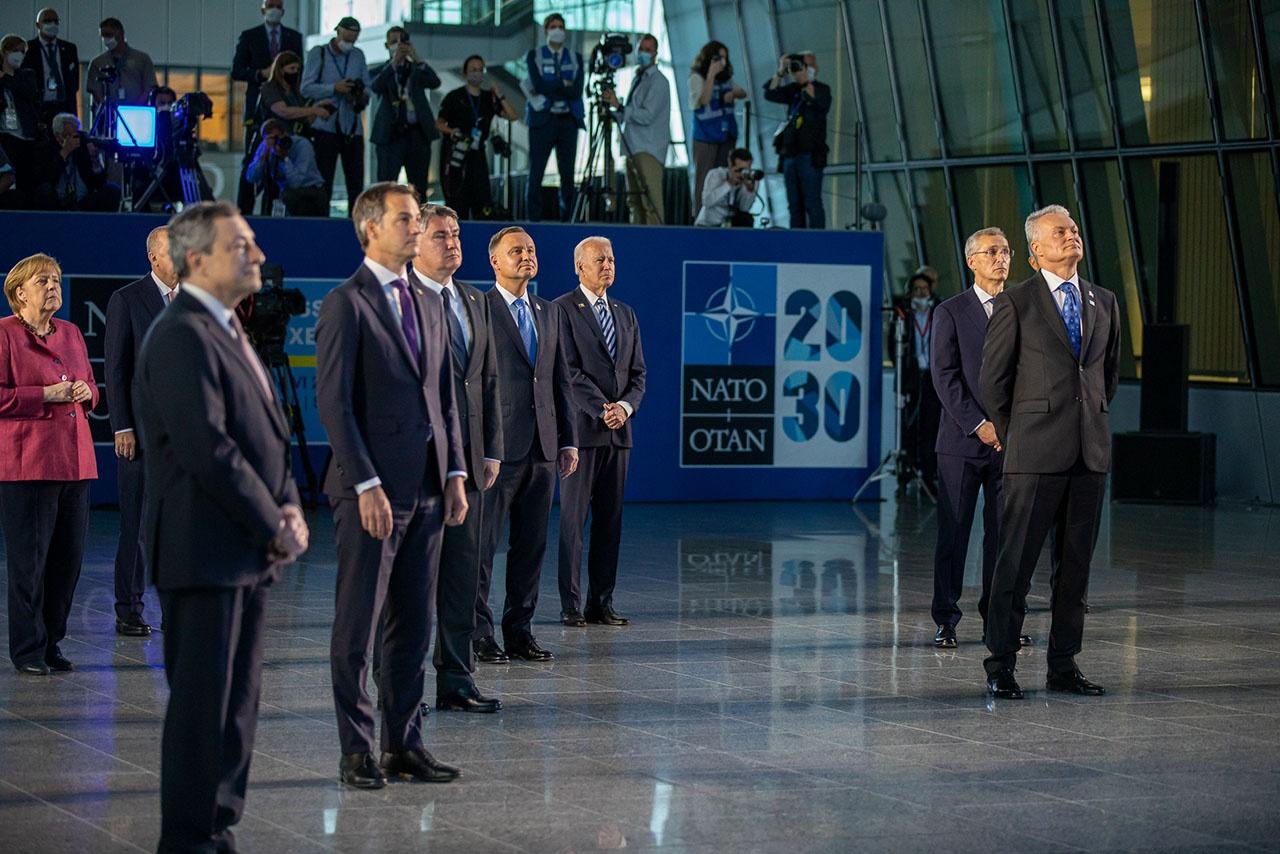 На июньском саммите альянса была одобрена стратегия «НАТО-2030».