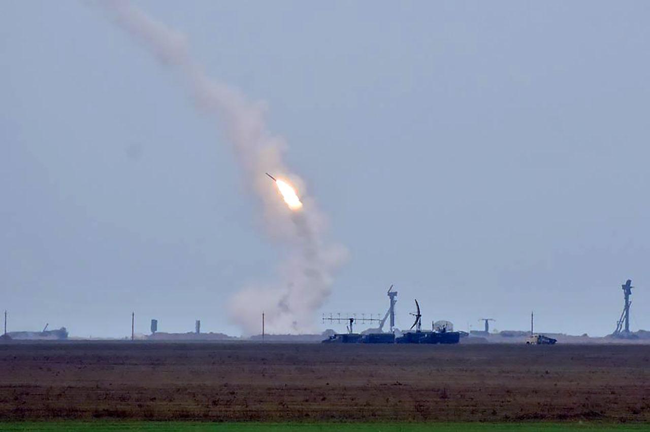 Заявлено, что украинская ЗУР сможет поражать цели на расстоянии более чем 100 км.