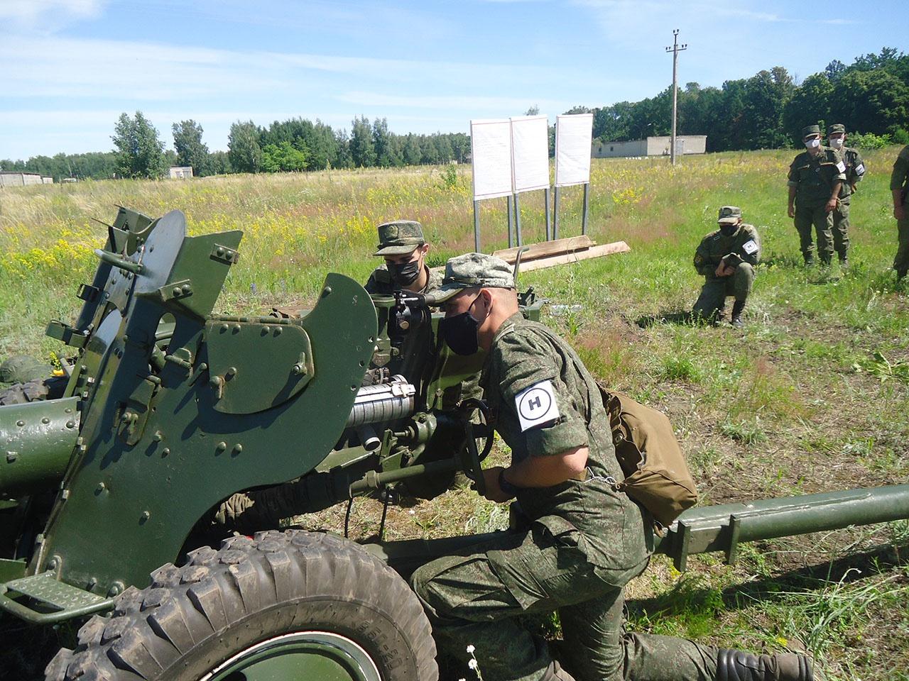 Личный состав бригады уже начал подготовку к КШУ «Запад-2021».