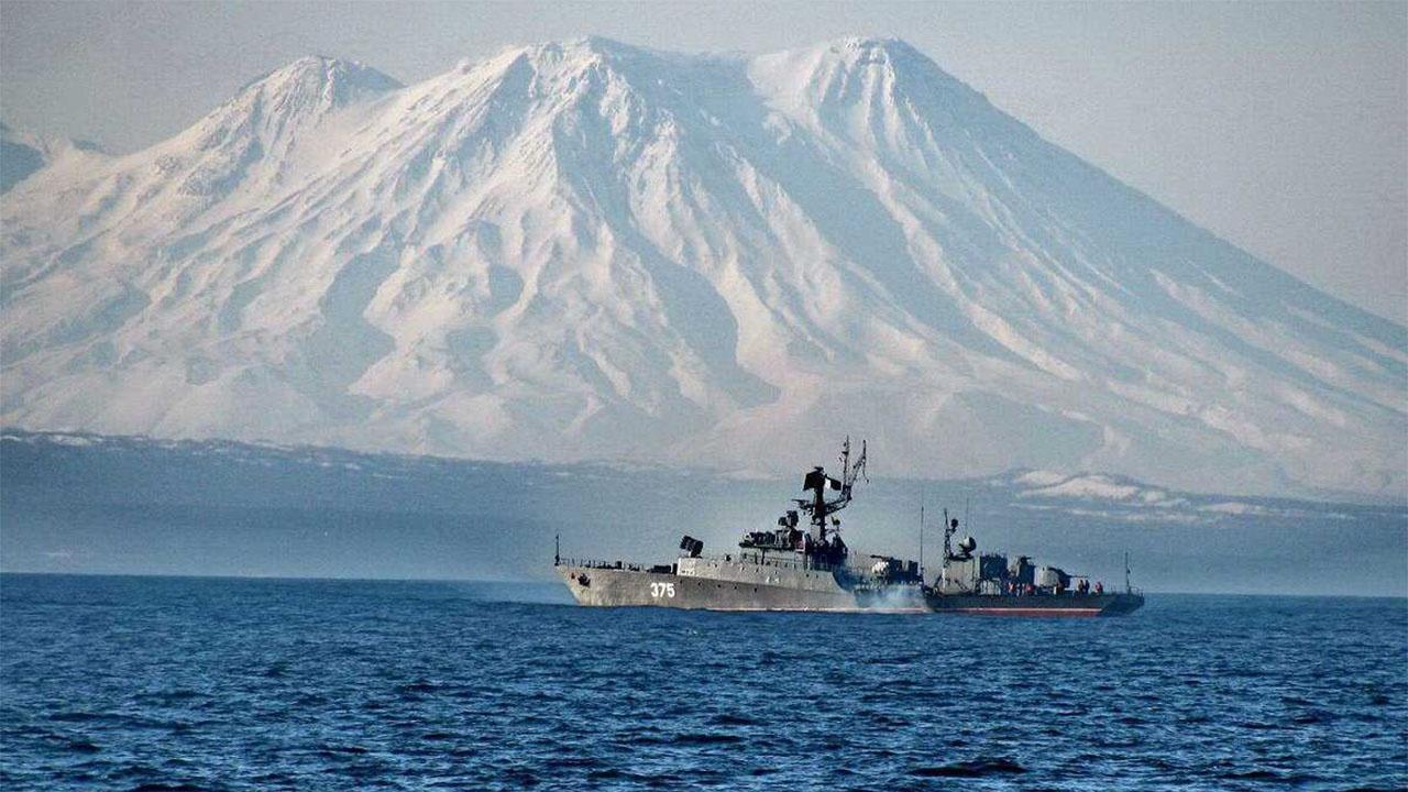 Тихоокеанский флот: у границ земли дальневосточной