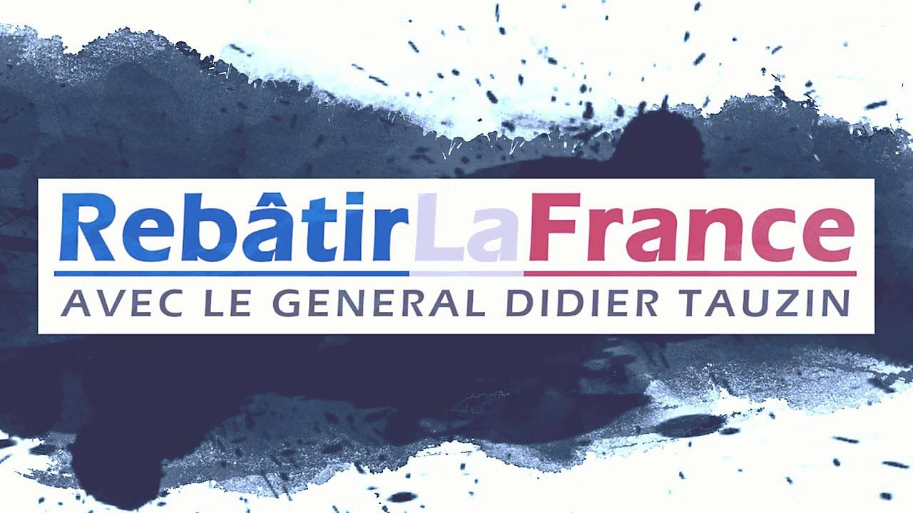 Общественную организацию «Перестроить Францию» генерал Тозен и его соратники создали в январе 2016 года.