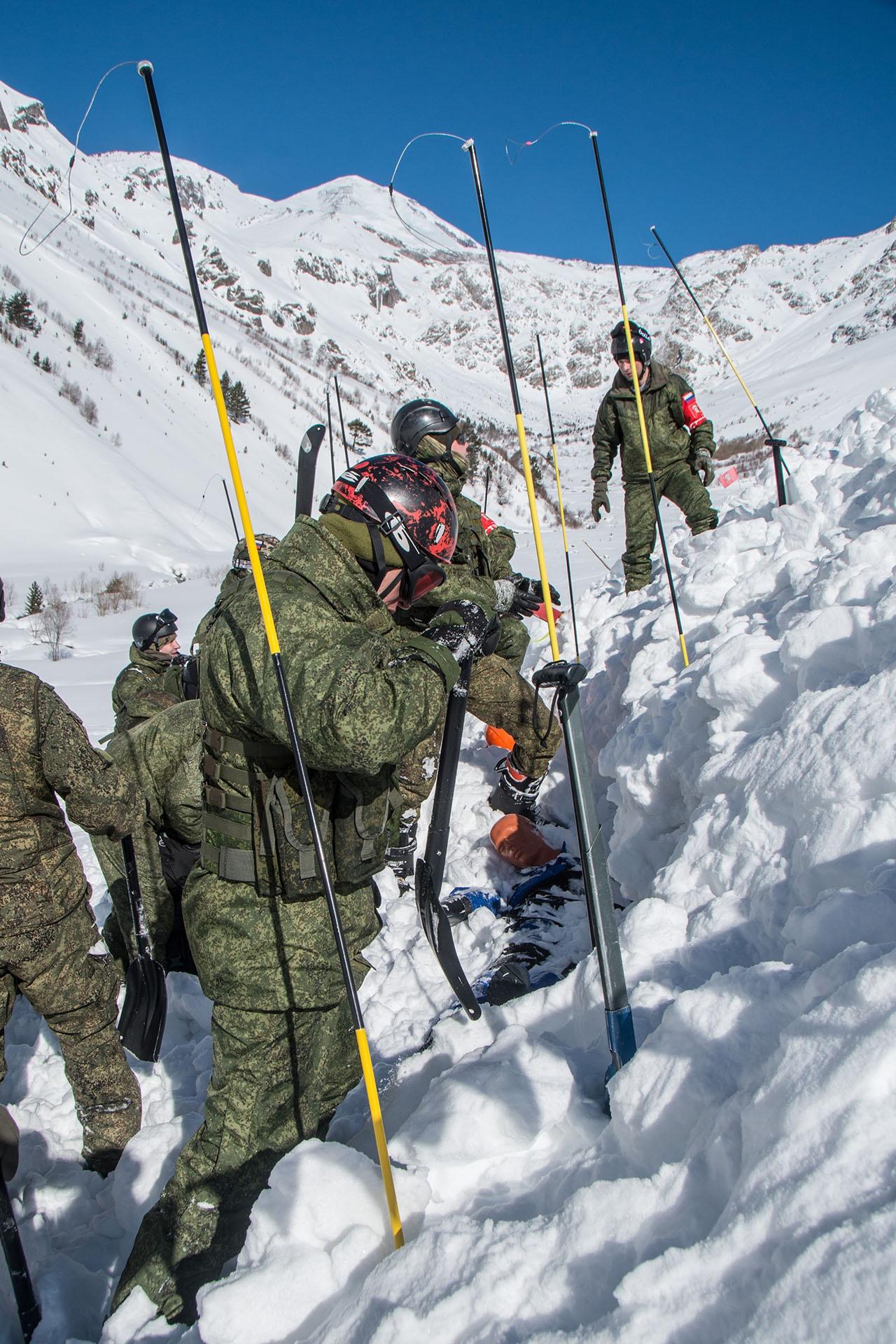 Самую главную оценку умению по горной подготовке поставят горы.