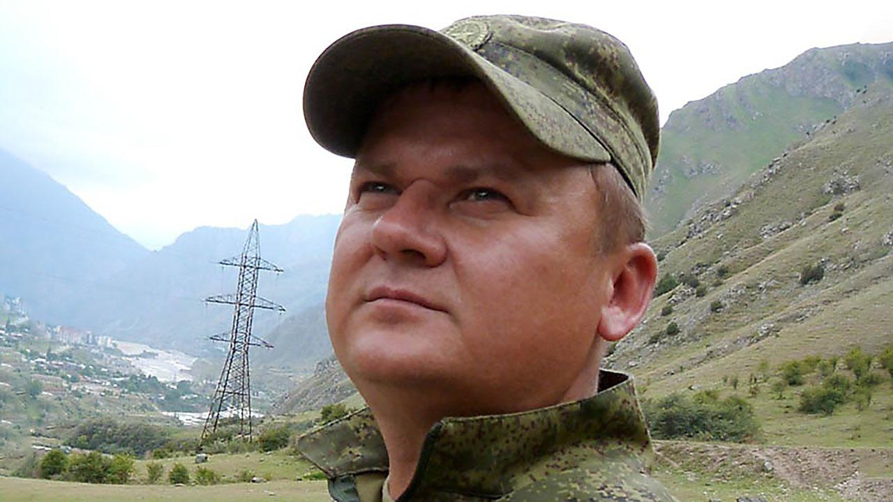 Полковник Андрей Минжиров: «Лучше гор могут быть только наши парни»