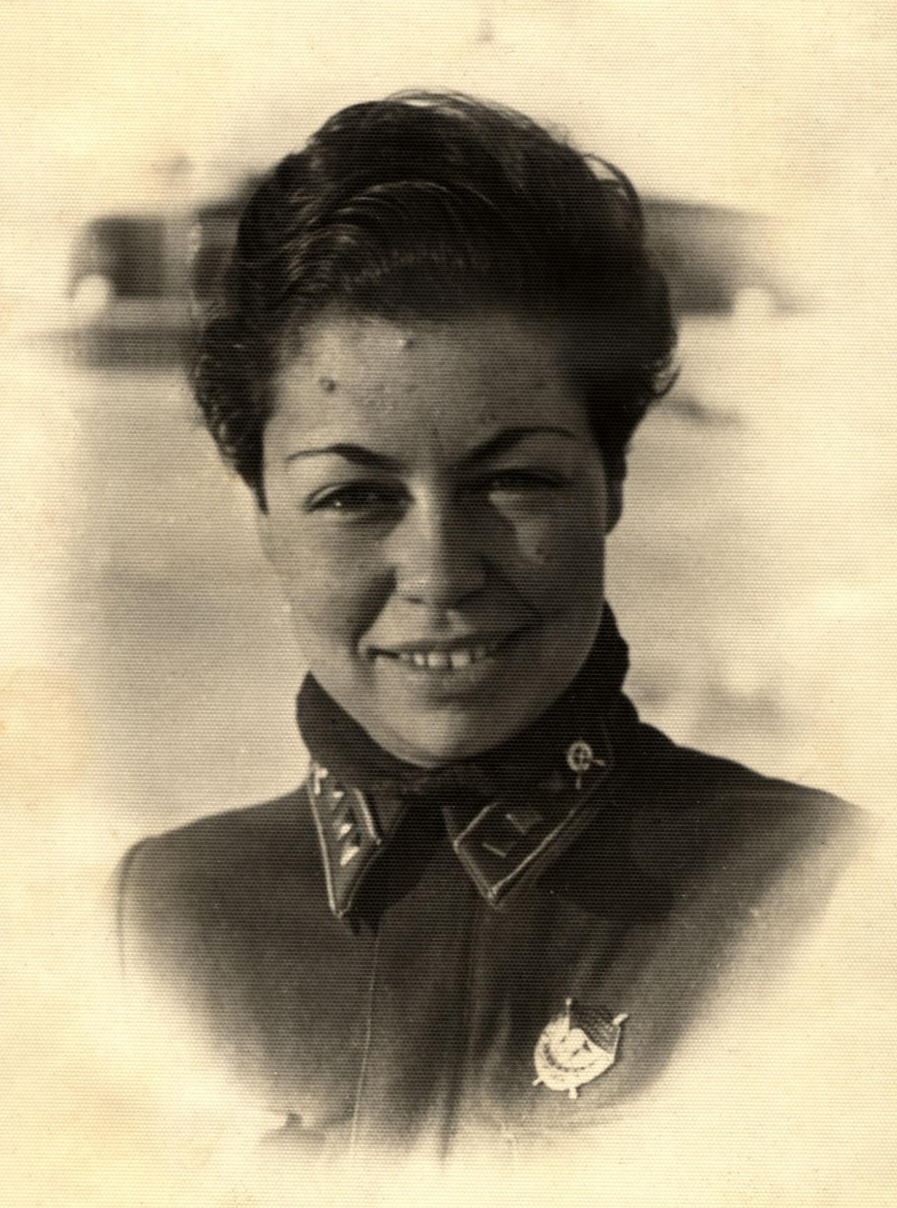 Паулина Мамсурова.