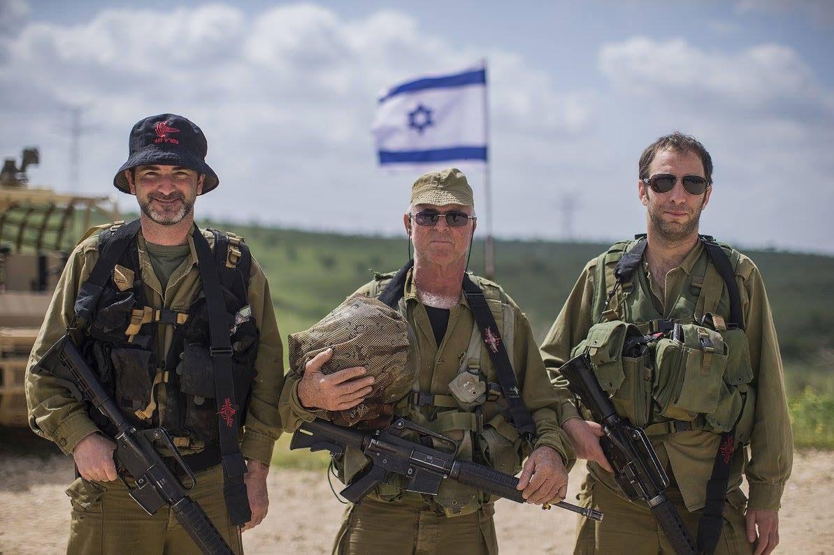 Во всём, что связано с воинской службой, в еврейском государстве дело поставлено чрезвычайно жёстко.