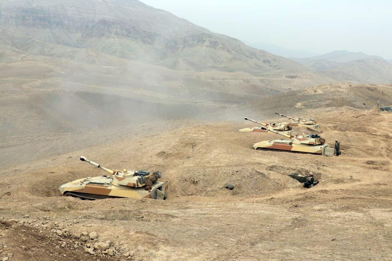 На прошедшей неделе на 201-й военной базе в Таджикистане было проведено сразу пять тактических учений.